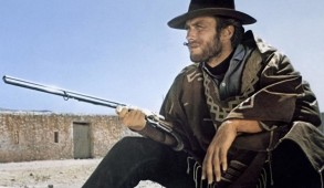 "Clint Eastwood in ""For a Few Dollars More"""