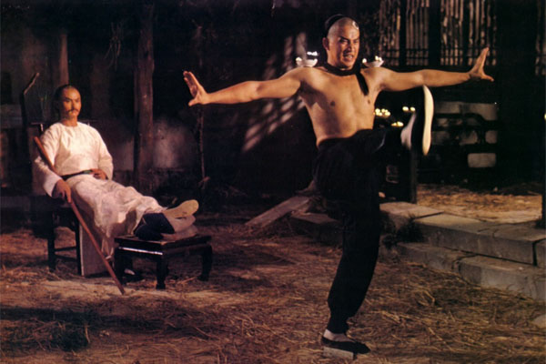 "Gordon Liu and Wong ye in ""Dirty Ho"""