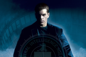 "Matt Damon in ""The Bourne Ultimatum"""