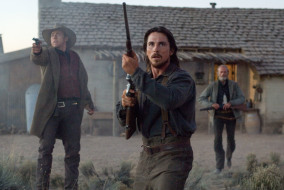 "Christian Bale in ""3:10 to Yuma"""