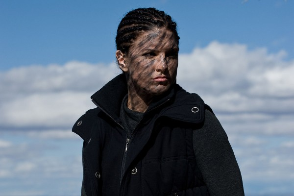 "Gina Carano in ""Haywire"""