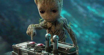"Baby Groot in ""Guardians of the Galaxy Vol. 2"""
