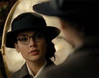 "Gal Godot in ""Wonder Woman"""