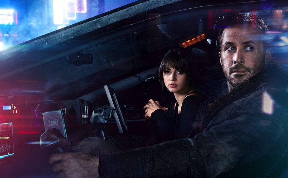 """Ana de Arms and Ryan Gosling in """"Blade Runner 2049"""""""